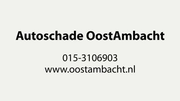Autoschade OostAmbacht