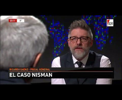 El fiscal Saenz pidió investigar a Cristina por la muerte de Nisman