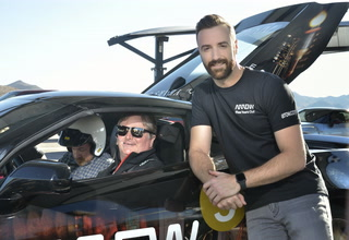 Sam Schmidt chats about hectic off-season
