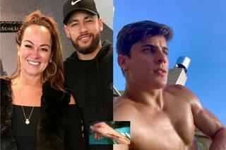 Tiago Ramos, novio de la mamá de Neymar, fue trasladado al hospital luego de una discusión
