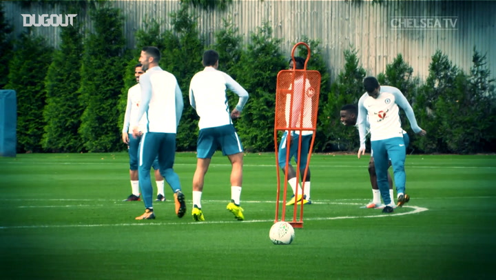 Chelsea's Farewell To Eden Hazard