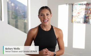 Kelsey Wells X Everyday Health: 5-Minute Strength Workout