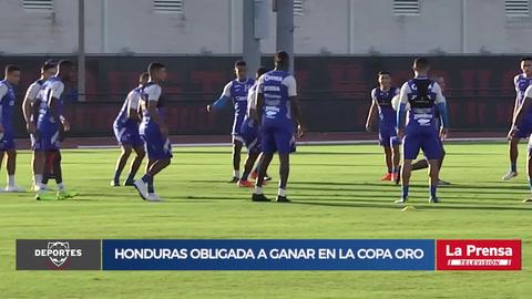 Selección de Honduras entrenó en Houston y solo piensa en vencer a Curazao