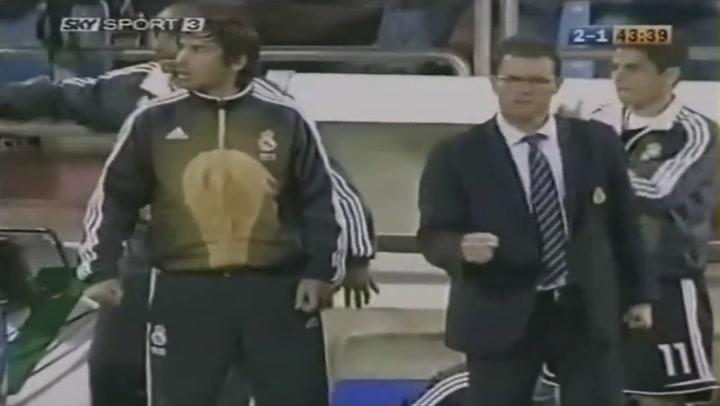 El Tamudazo: 18 segundos que cambieron el final de la liga (Liga 2006-2007)