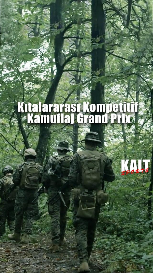 KALT Sports - Kıtalararası Kompetitif Kamuflaj Grand Prix