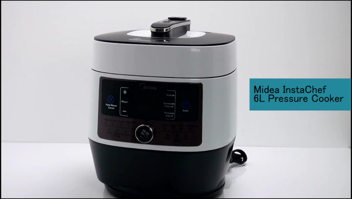 Preview image of Midea Instachef Pressure Cooker video