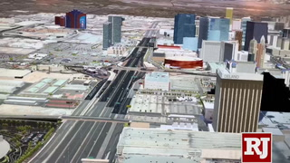 Tropicana/I-15 Interchange