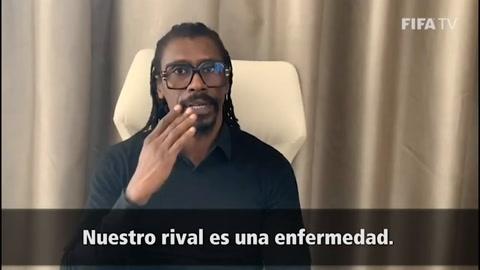 El mensaje de las estrellas del fútbol para combatir el coronavirus