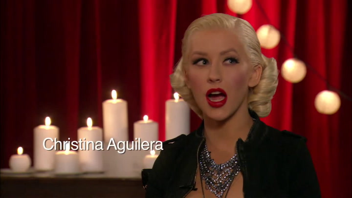 On The Record Exclusive : Christina Aguilera - Part 1