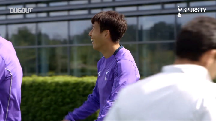 Best Midfielders: Heung-min Son