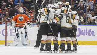 Golden Edge: Golden Knights Have Stellar Second Period Against Oilers
