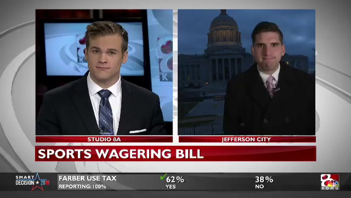Missouri could soon legalize sports betting