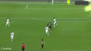 El Inter derrota a Genoa con gol de Lukaku a los 32 segundos