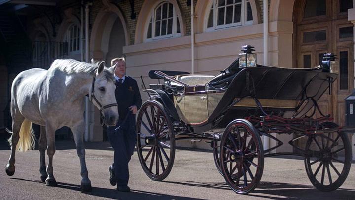 Así es el carruaje en el que el príncipe Harry y Meghan Markle recorrerán Windsor tras el 'sí, quiero'