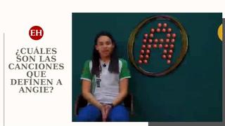 ¿Cuáles son las canciones que definen a la hondureña Angie Flores?