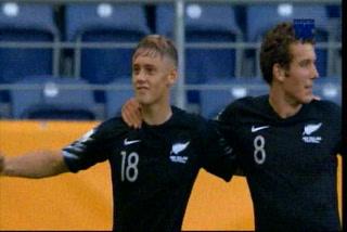 ¡Gol de Nueva Zelanda! Ben Waine pone el 3-0 ante Honduras en el Mundial Sub20
