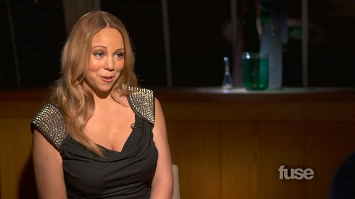 Mariah Carey On New Album and Balancing Kids With Music