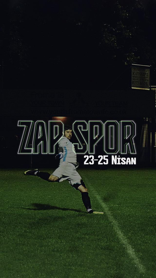 Zap Spor / 23-25 Nisan