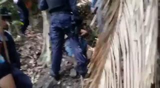Muere presunto marero en enfrentamiento con la Policía