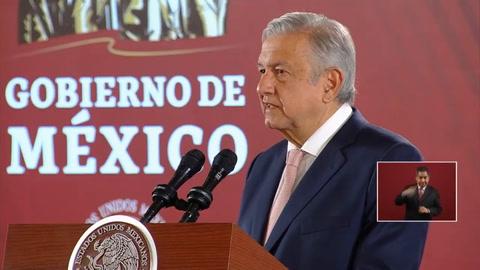 López Obrador pide