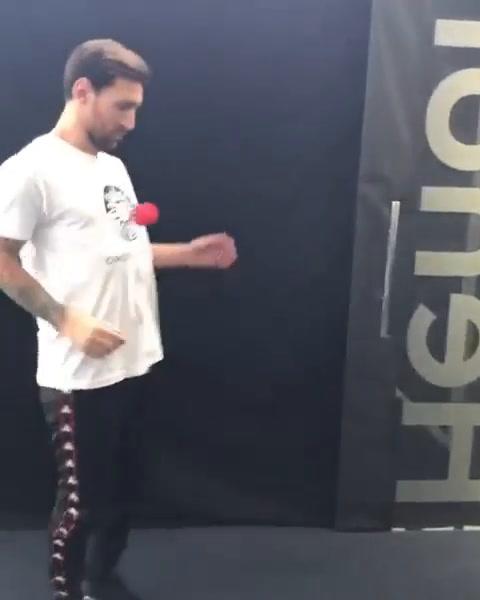 Messi tendrá su propio espectáculo del Cirque du Soleil