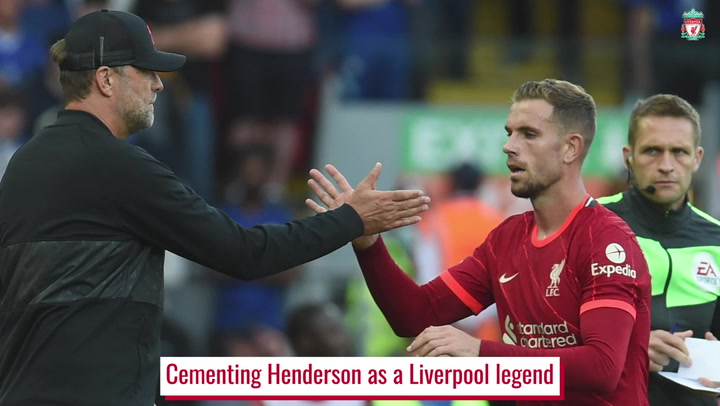 Jordan Henderson's road to Champions League winning captain