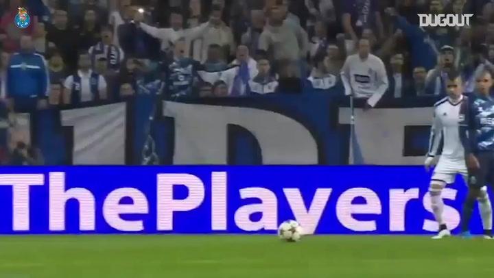 Casemiro's free-kick stuns FC Basel 1893