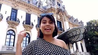 Hondureña en Rumania narra experiencia en un día de casting