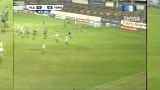 Platense esta venciendo 2-0 a Yoro FC en la Copa Presidente