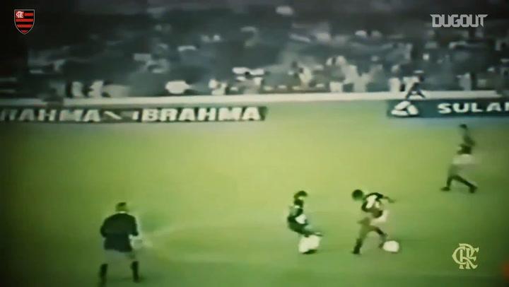 Junior's best Flamengo moments