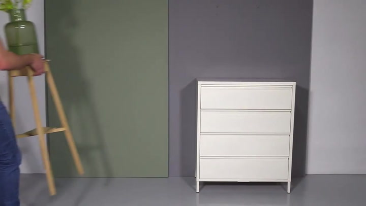 Preview image of Popstrukt Bon Bon Chest Of Drawers Assembly Video video