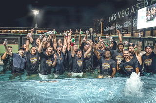 Las Vegas Aviators Clinch Playoff Berth – Video