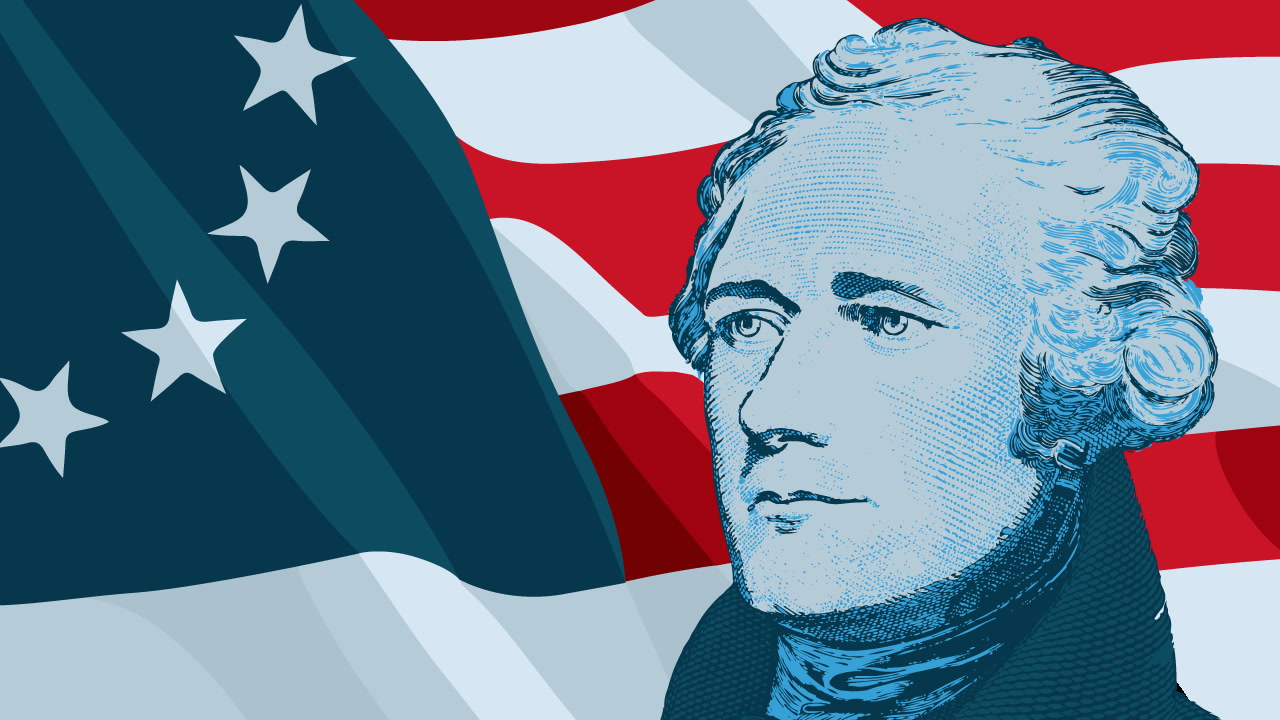 Hamilton: The Man Who Invented America