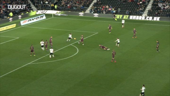 Harry Wilson's stunner against Swansea