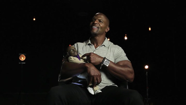 Hollywood Puppet Shitshow First Date: Terry Crews Meets His Puppet