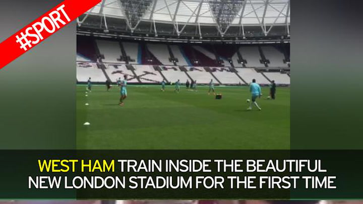 West Ham apologise after fans are forced to stand up due ...
