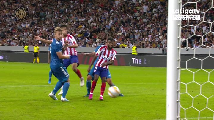 Resumen del Atlético-Juventus de la International Champions Cup