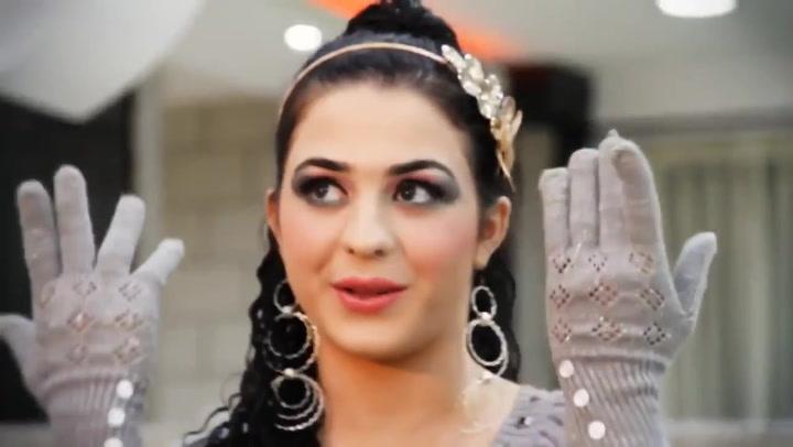 Hashmat Omid ft  Dunya Ghazal - Ta Beyaye