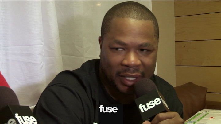 "Festivals: Rock the Bells: Xzibit on Shooting ""Napalm"" Video in Saddam Hussein's Palace"