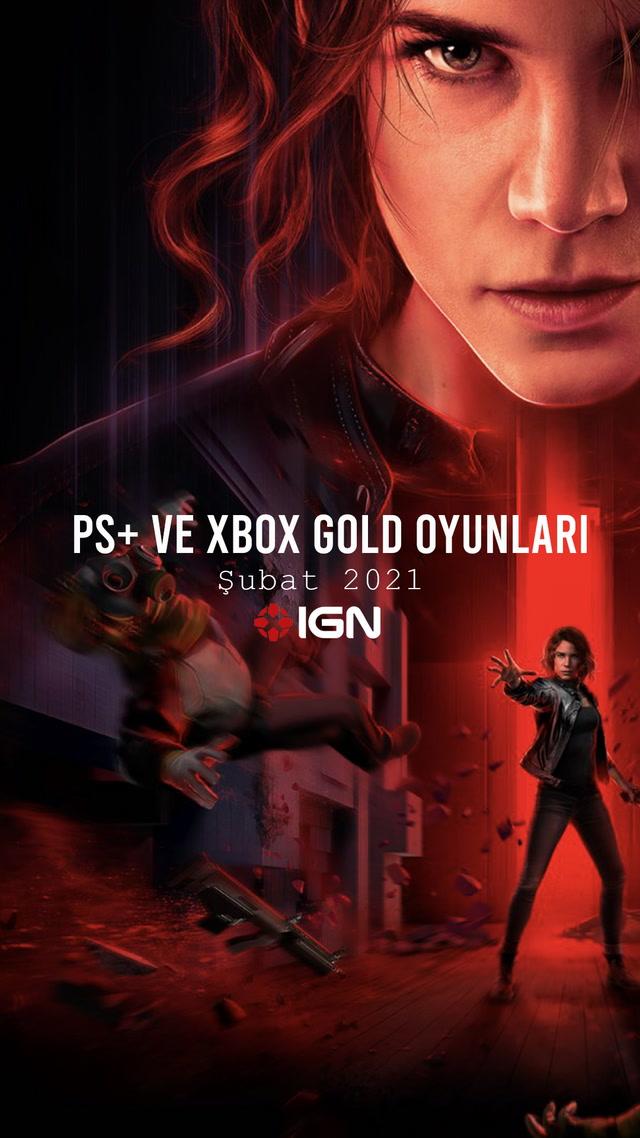 IGN - Şubat Ayı PS Plus ve Xbox Gold Oyunları