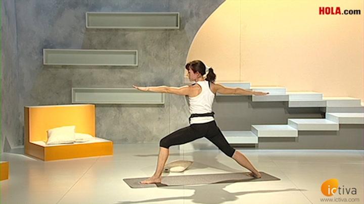 Secuencia de yoga para estirar todo el cuerpo