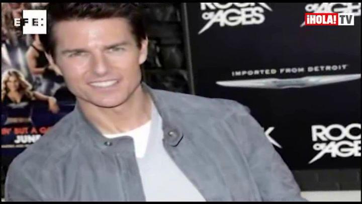 Tom Cruise cumple cincuenta años