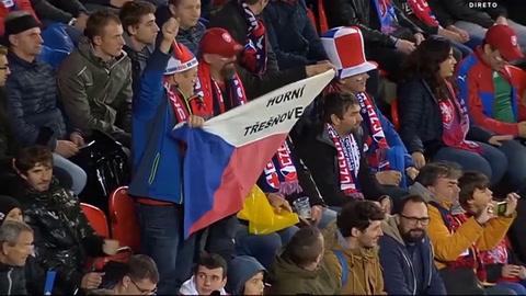 República Checa 2-1 Inglaterra (Eliminatoria Eurocopa 2020)