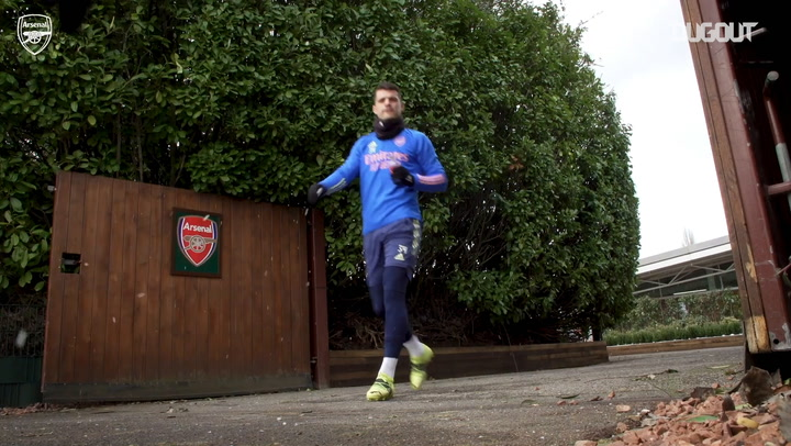 Gabriel and Pépé score incredible goals in training ahead of Leeds