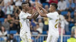 Real Madrid derrotó al Brujas en la Champions a ritmo de 'zamba' con goles de Rodrygo y Vinicius