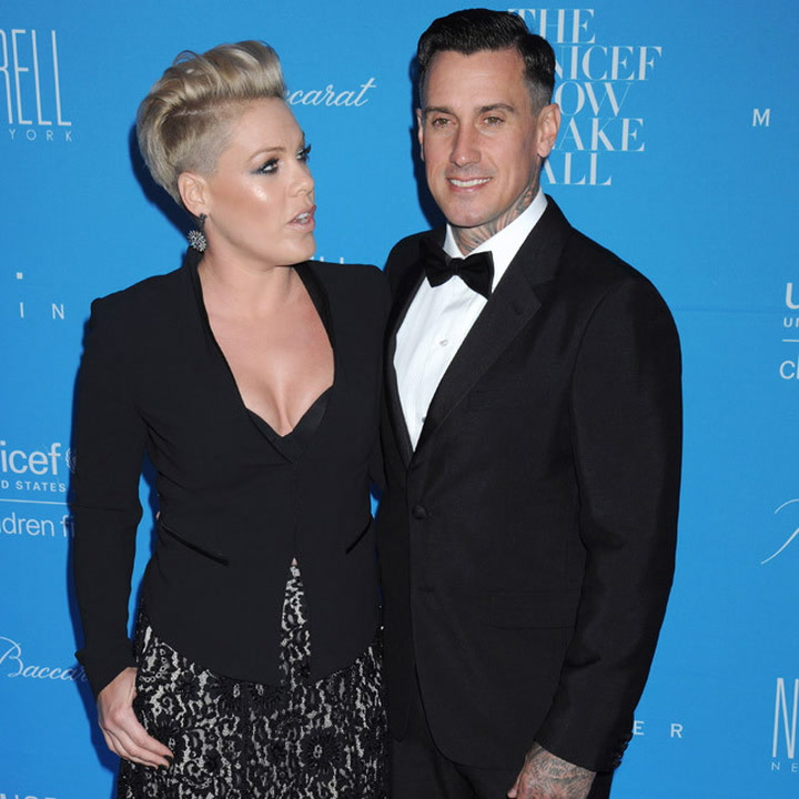 Carey Hart pleased to show off softer side in wife Pink's Amazon doc