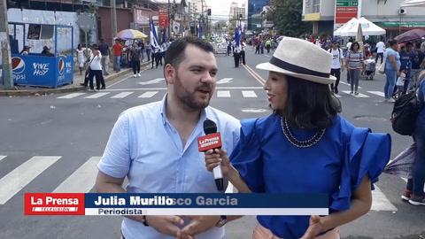 Civismo y fervor en celebración de Desfiles de Independencia 2019