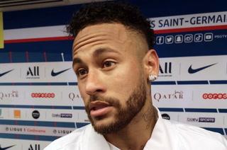 Neymar y sus enervadas declaraciones contra la afición del PSG