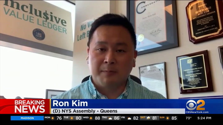 NY Assemblyman Kim on Cuomo Making Millions off COVID Book: There Were 'Clear Profit Motives' for Cuomo to Hide Deaths