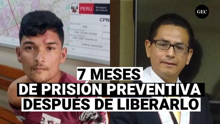 7 meses de prisión preventiva para chofer de combi que atropelló a fiscalizadora